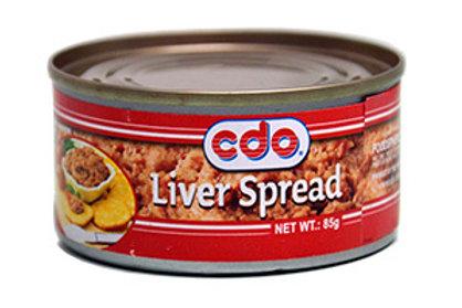 CDO LIVER SPREAD 85G