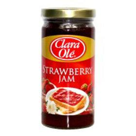 CLARA OLE STRAWBERRY FRUIT JAM 320G