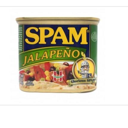 Spam Jalapeño Flavor 340g