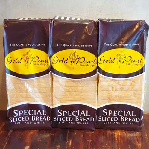 Gold n' Pearl Special Sliced Bread