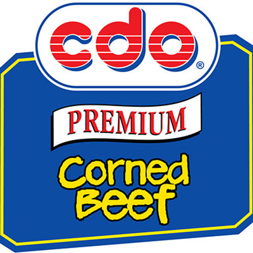 CDO PREMIUM CORNED BEEF 1KG