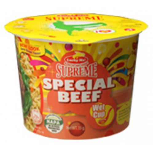 LUCKY ME SUPREME SPECIAL BEEF 35G