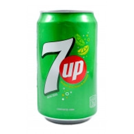 7-Up Regular In Can 330ml