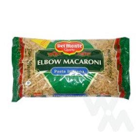 DEL MONTE ELBOW MACARONI PASTA 1KG