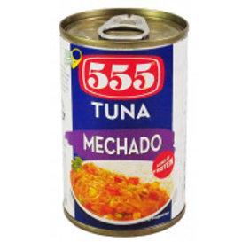 555 TUNA MECHADO 155g