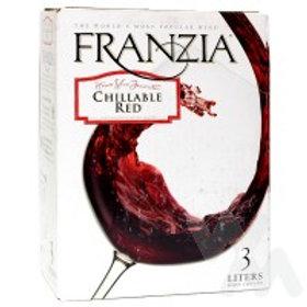 FRANZIA CHILLABLE RED WINE 3L