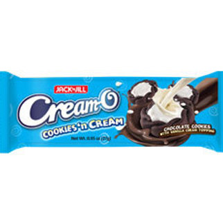 CREAM-O COOKIES N' CREAM 27G 10S