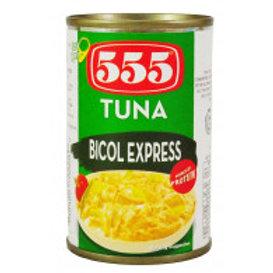 555 TUNA BICOL EXPRESS 155g