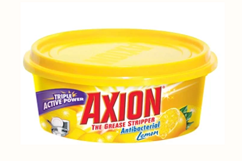Axion Dishwashing Paste Lemon 190g