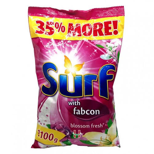 Surf Detergent Powder Blossom Fresh 1100g