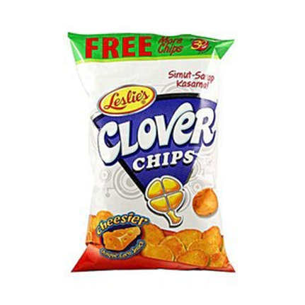 CLOVER CHIPS CHEESE 85G