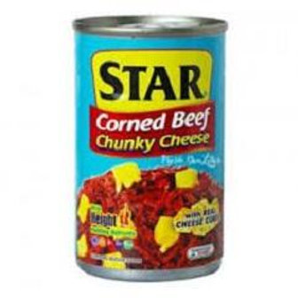 Star Corned Beef Chunky 150g