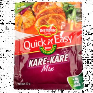 DEL MONTE QUICK & EASY KARE- KARE MIX 50G