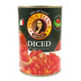 DONA ELENA DICED CANNED TOMATO 400g