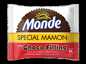 MONDE SPECIAL MAMON CHOCO FILLING (4PCS.)