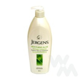 JERGENS SOOTHING ALOE LOTION 500ML