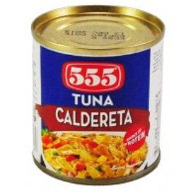 555 Tuna Caldereta 110g