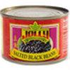 JOLLI SALTED BLACK BEANS 180G
