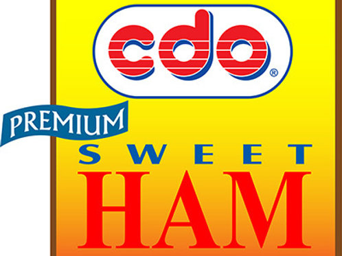 CDO PREMIUM SWEET COOKED HAM (250G)