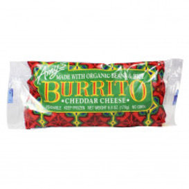 AMY'S BEAN & CHEESE BURRITO 170g