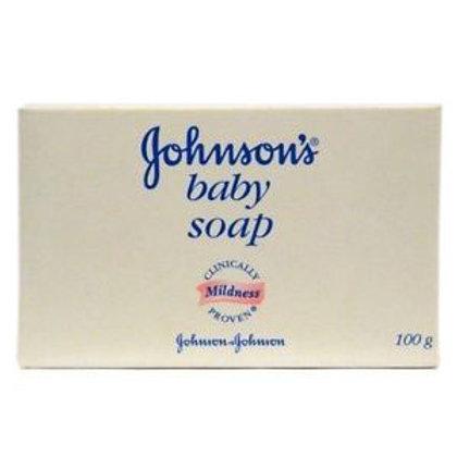 JOHNSON'S BABY SOAP REGULAR 100G