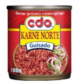 CDO KARNE NORTE GUISADO 100g