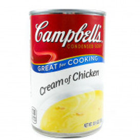 CAMPBELL'S CREAM OF CHICKEN 10.75oz