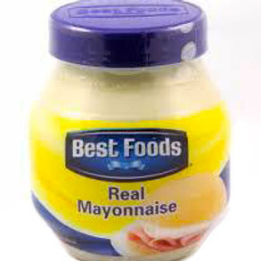 BEST FOODS REAL MAYONNAISE -470ML
