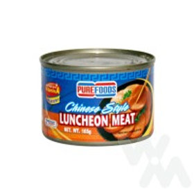 PUREFOODS CHINESE LUNCHEON MEAT 165G