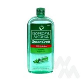 GREEN CROSS 70% ISOPROPYL ALCOHOL 500ML