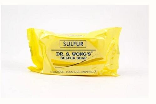 Dr. S. Wong's Sulfur Soap 135g