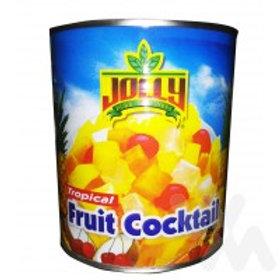 JOLLY FRUIT COCKTAIL 850GR
