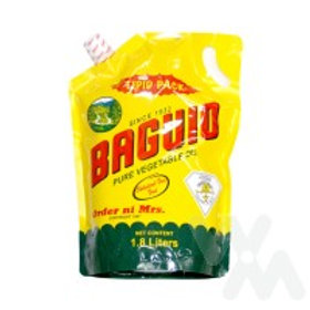 BAGUIO PURE VEGETABLE OIL 1L
