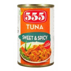 555 Tuna Sweet & Spicy 155g