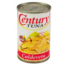 CENTURY TUNA  CALDERETA 150g