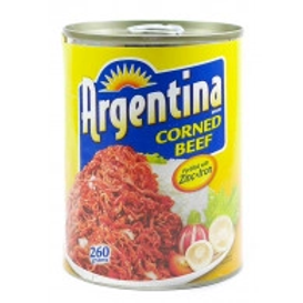 ARGENTINA CONED BEEF 260g
