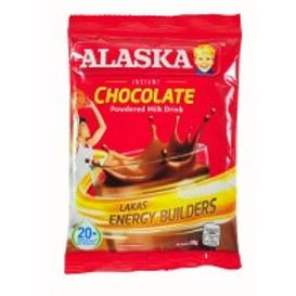 Alaska Chocolate Powdered Milk Drink 80g