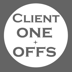 Client One Offs