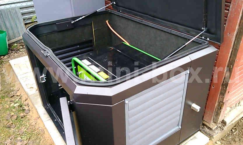 Контейнер для газового генератора