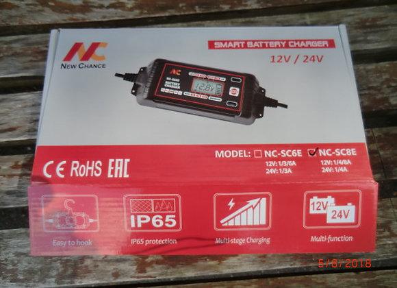 Интеллектуальное зарядное устройство SC8E