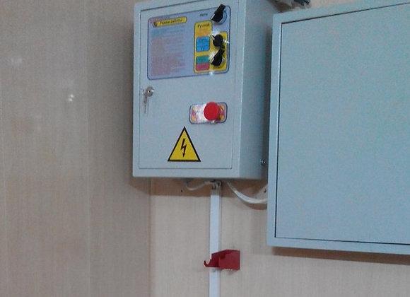 Автоматика (АВР) 32А для бензиновых генераторов от 3 кВа до 7 кВа