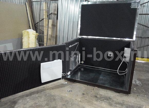 Контейнер 1600х1000х1000мм для генератора от 10 до 16кВа