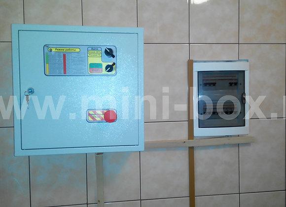 Автоматика (АВР) 63А для бензиновых генераторов от 8 кВа до 14 кВа