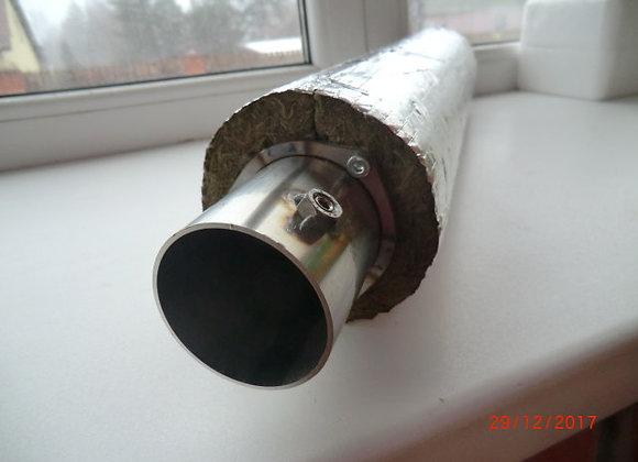 Теплоизоляция для термокомпенсатора