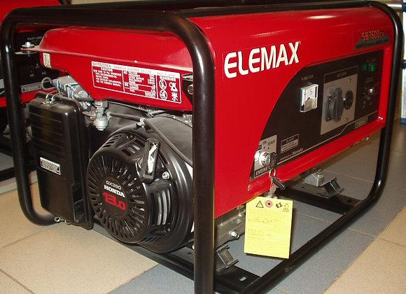 Бензогенератор Elemax SH 7600EX-RS с АВР