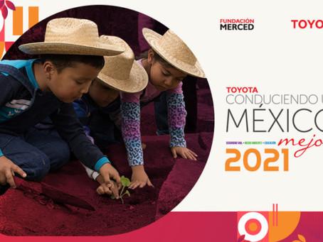 Convocatoria: Conduciendo un México Mejor 2021, para Asociaciones Civiles