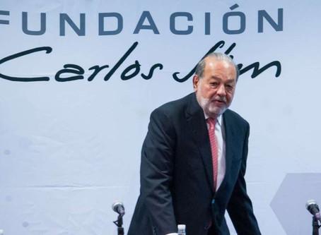 Becas para estudiantes de la Fundación Carlos Slim