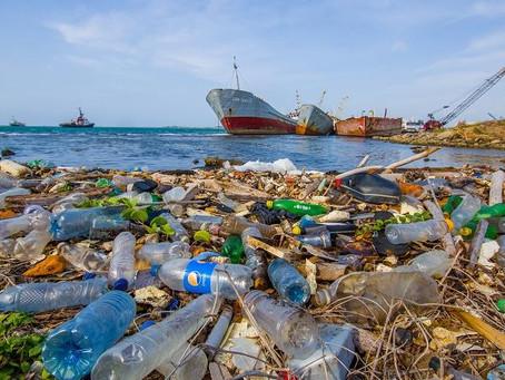 Ocho millones de toneladas de plástico llegan cada año al océano