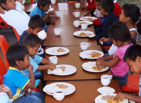 Conoce los comedores públicos y comunitarios de la Ciudad de México