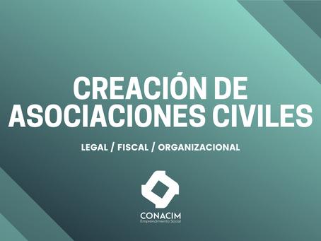 Curso online: Creación de Asociaciones Civiles
